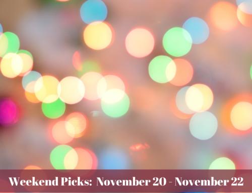 Hunterdon Happening's Weekend Picks: November 20 – November 22