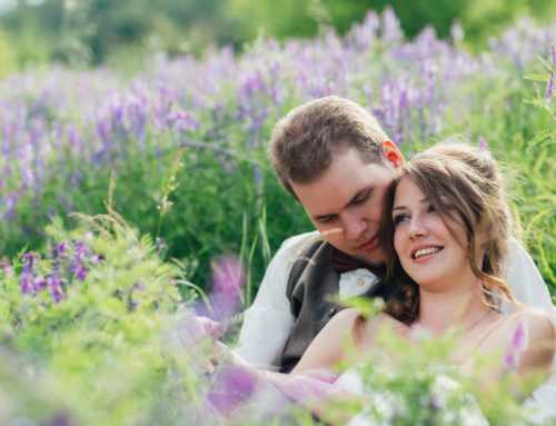 How to Incorporate Lavender into Your Wedding & the Meaning Behind the Tradition