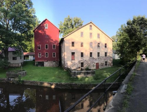 Annual Progressive Dinner at Prallsville Mills Supports Mission of Preservation