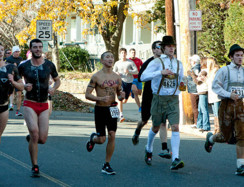 Flemington's Annual Thanksgiving Day Turkey Trot
