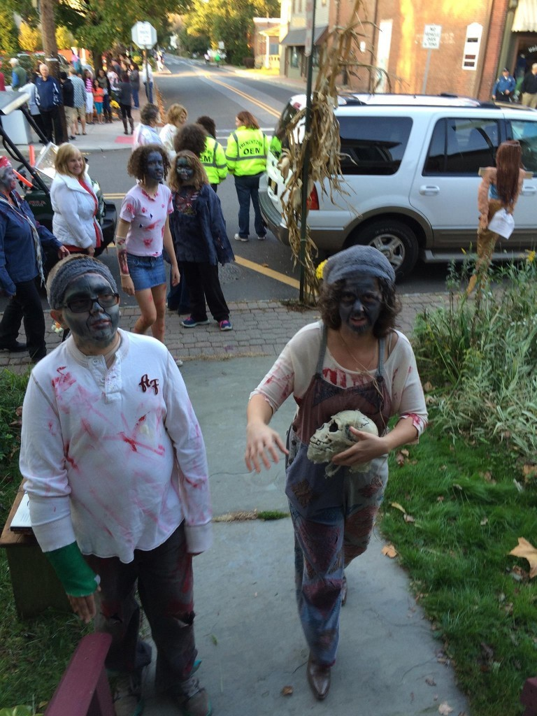 Photo credit: http://frenchtownnj.org/zombies-descend-on-frenchtown-and-more-october-fun/